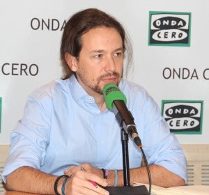 """Pablo Iglesias: """"Tengo muchísimas ganas de ganar las elecciones del 20D"""""""