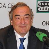 El presidente de la CEOE, Juan Rosell, en Onda Cero.
