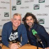 Arcángel con Juan Ramón Lucas en Más de uno