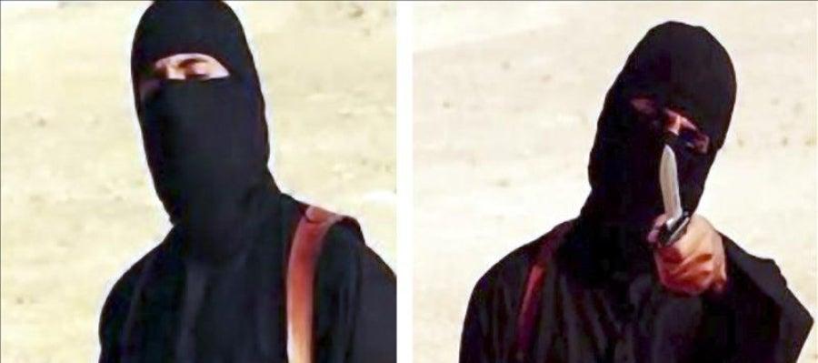 "Imagen de archivo del ""Yihadista John"""