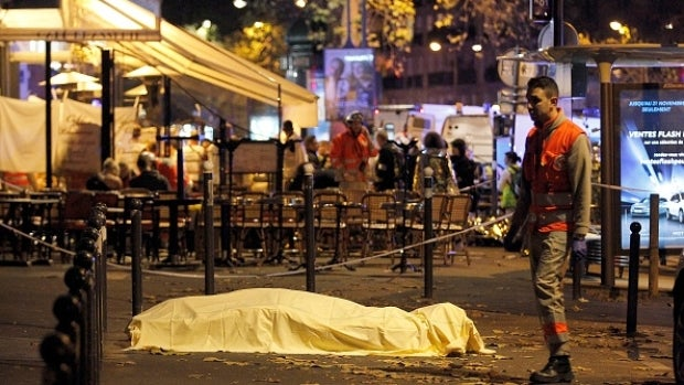La Brújula. Especial informativo Atentados en París