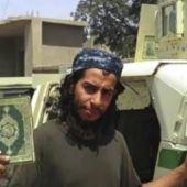El terrorista Abdelhamid Abaaoud