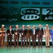 """XV Entrega de Premios Onda Cero Valencia """"Valencianos en la Onda"""""""