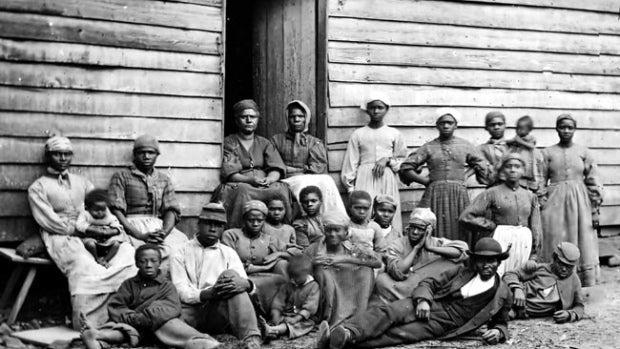 Juicio a la historia: Los primeros esclavos