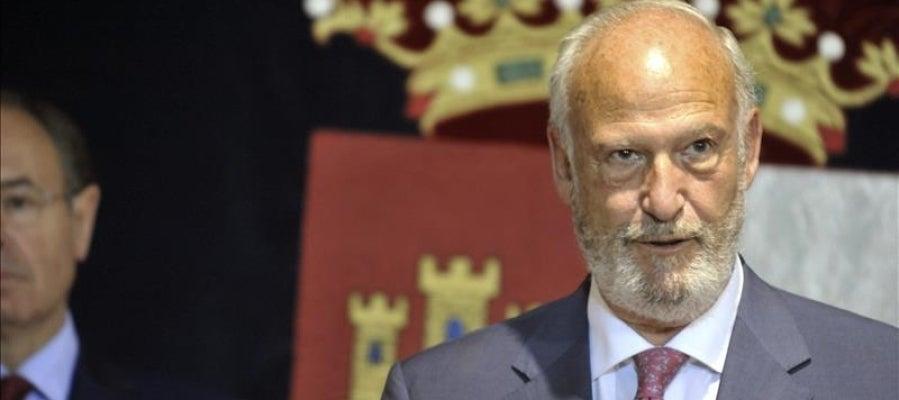 El expresidente de la Asamblea de Madrid, José Ignacio Echeverría