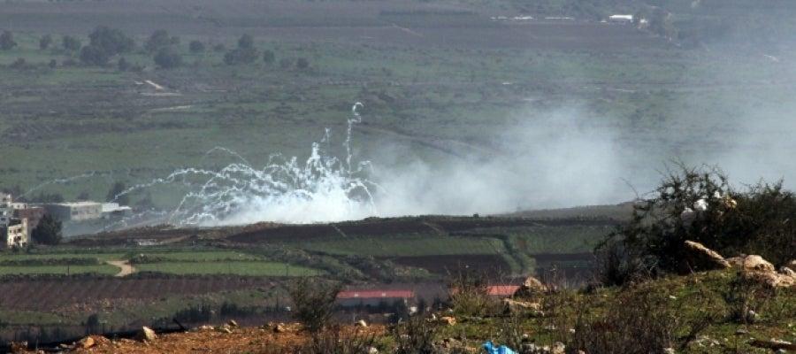 Tensión entre el Líbano e Israel