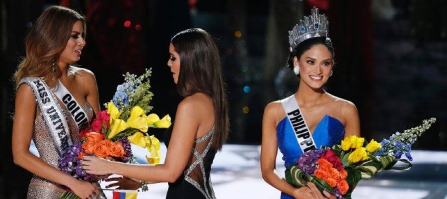 La nueva mujer que ha sido elegida Miss Mundo.