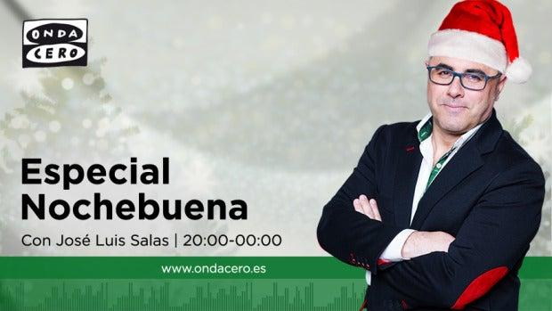 Especial Nochebuena con José Luis Salas