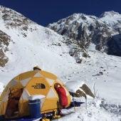 Campo base del Nanga Parbat