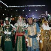 Llegan Los Reyes Magos a Gijón