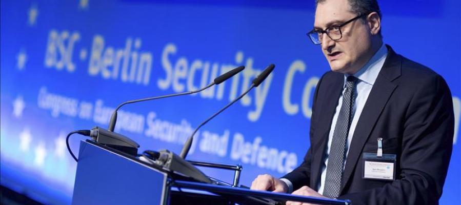 El viceministro ruso de Exteriores, Igor Morgulov.