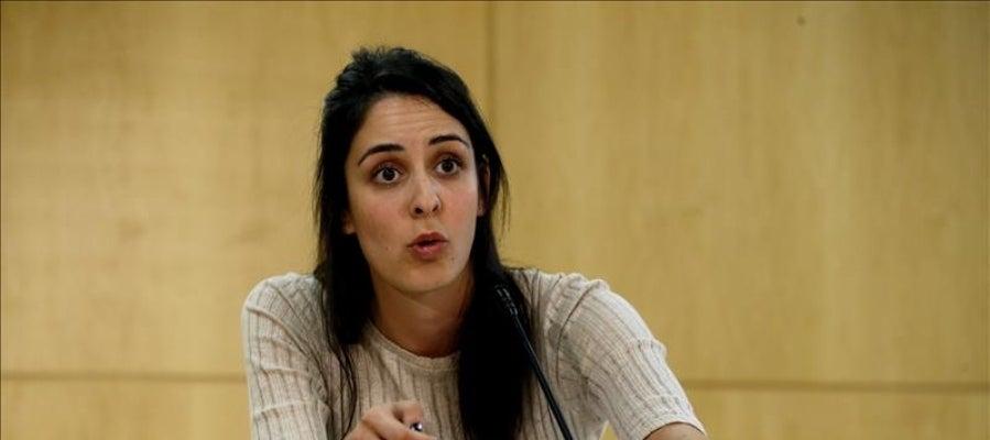 La portavoz del Gobierno del Ayuntamiento de Madrid, Rita Maestre
