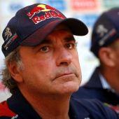 Carlos Sainz, piloto del Dakar 2016
