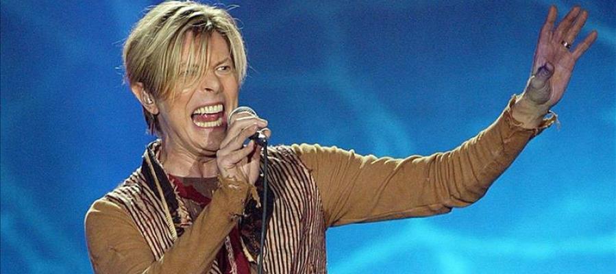 El artista David Bowie