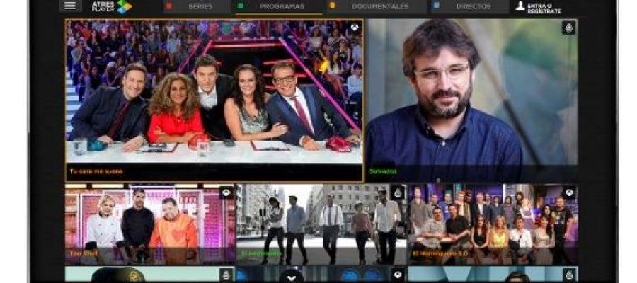 Atresplayer en LG Smart TV