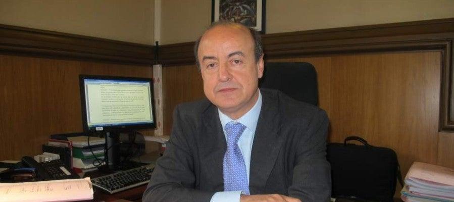 Jesús María Barrientos, nuevo presidente del Tribunal Superior de Justicia de Cataluña