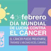 Día contra el cáncer