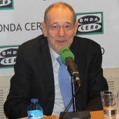 Javier Solana, ex ministro y líder de la OTAN