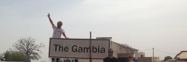 Diario de viaje España - Gambia