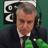 Íñigo Urkullu en Onda Cero Bilbao
