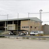 Exterior de la prisión de Soto del Real (Madrid)