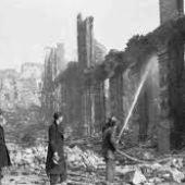 El incendio de Santander