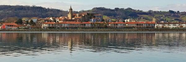 ¿Es Fuenterrabía el pueblo más bonito de España?