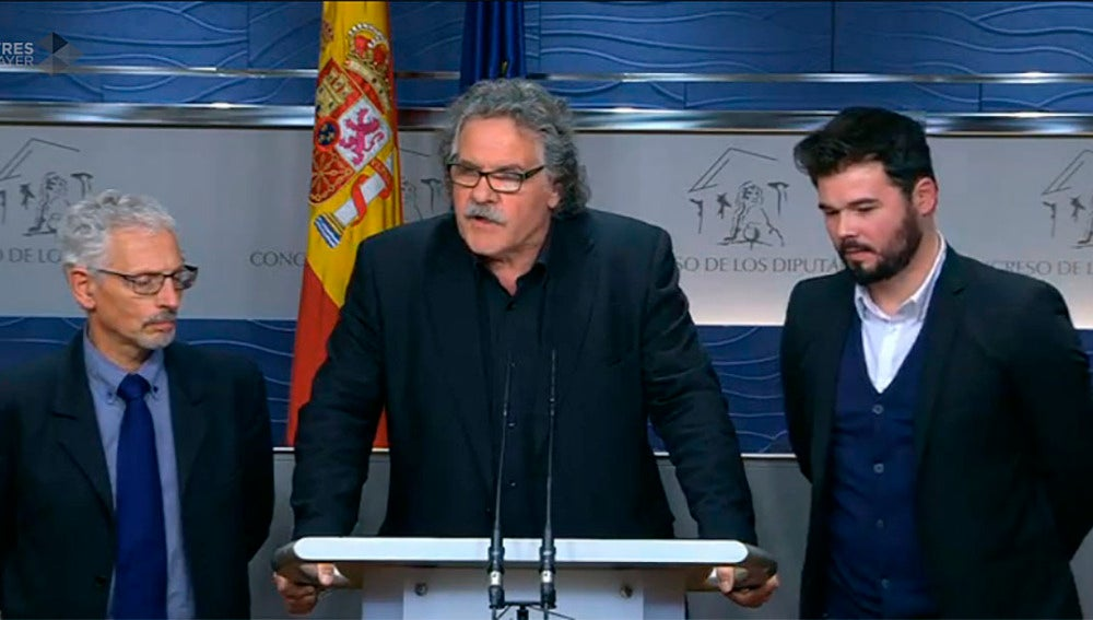 Joan Tardá, tras la reunión con Pedro Sánchez