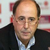 José Antonio Querejeta, presidente del Baskonia