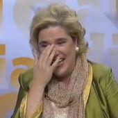 Pilar Rahola en 8TV