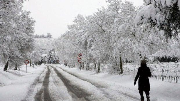 Este miércoles, importantes nevadas y fuertes lluvias en el norte peninsular