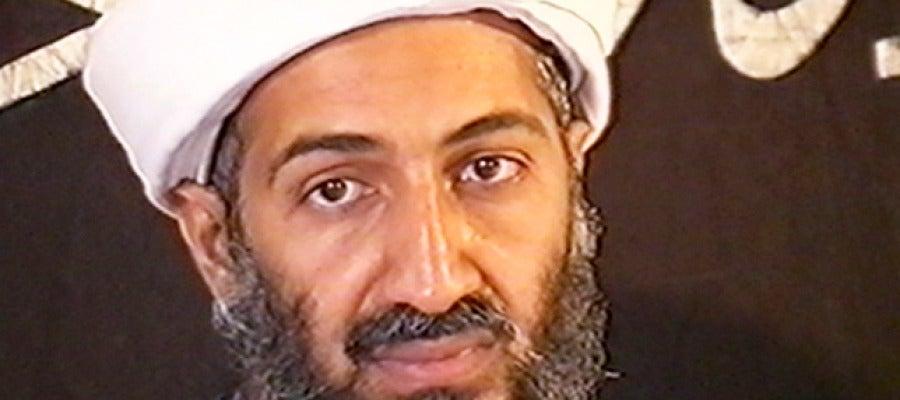 Bin Laden en una imagen de archivo