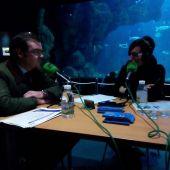 Día Mundial del Agua en el Acuario de Gijón con la EMA