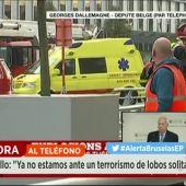 """Frame 212.680606 de: García Margallo: """"Todavía no tenemos constancia de que haya españoles afectados"""""""