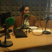 Raquel Pedrouso en Pontevedra en la Onda