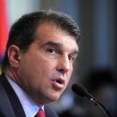Joan Laporta, expresidente del FC Barcelona, negocia con Sepulcre la entrada de un grupo inversor israelí al Elche.