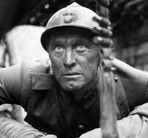 Kirk Douglas, el eterno gladiador, cumple 100 años