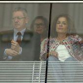 Alberto Ruiz Gallardón y Ana Botella