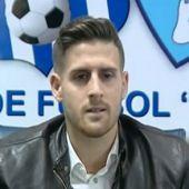 Samuel Galán, el futbolista apuñalado en el campo del Palo B