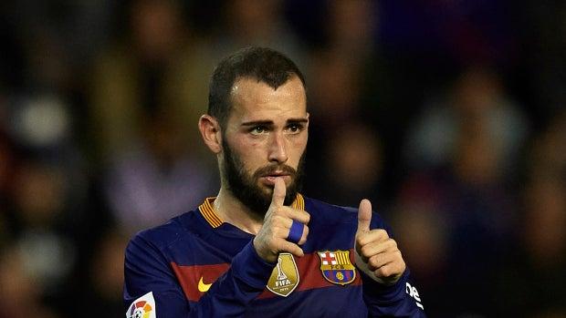 "Aleix Vidal: ""La próxima temporada seguiré 100% en el Barça"""