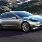 Imagen de un Tesla