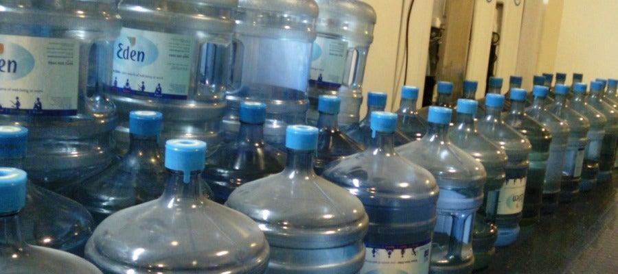 beber agua con gastroenteritis