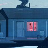 Imagen del motel en el reportaje de Gay Talese