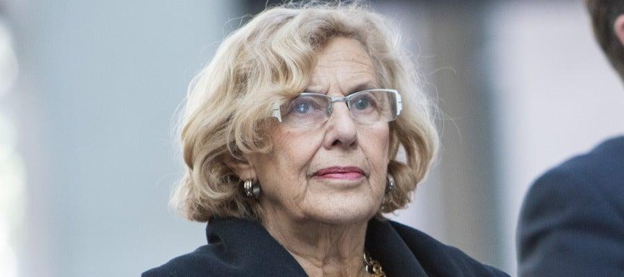 La alcaldesa de Madrid, Manuela Carmena/Archivo