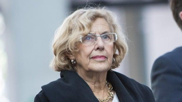 """Manuela Carmena: """"Es posible que se peatonalice la Gran Vía, vamos a evaluarlo"""""""