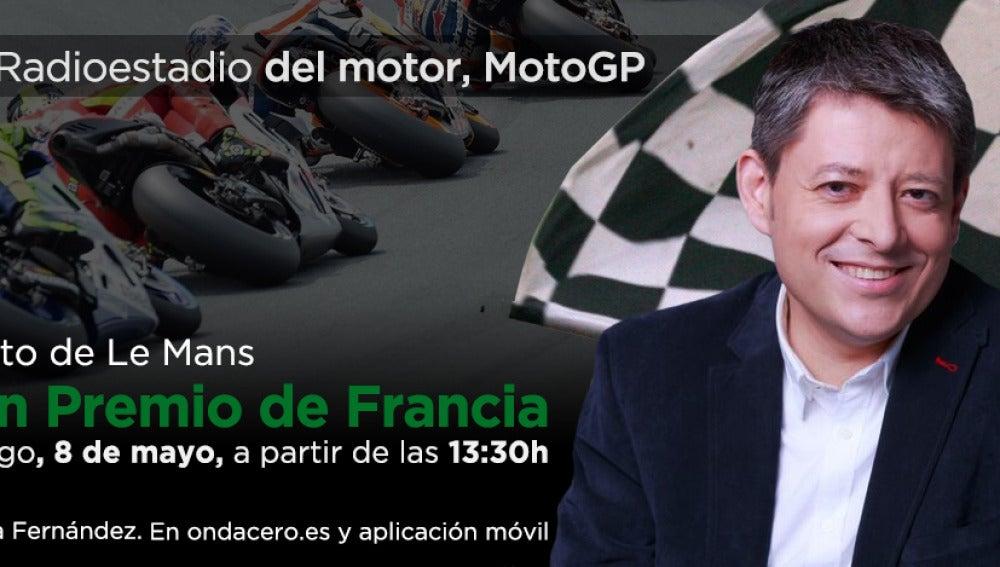 Gran Premio de Franca de MotoGP