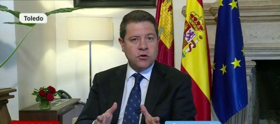 Emiliano García-Page en Espejo Público