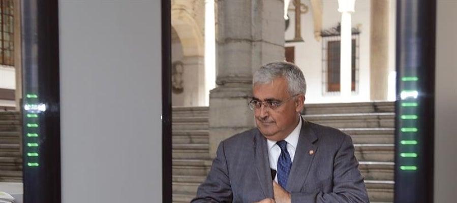El consejero andaluz de Economía y Conocimiento, Antonio Ramírez de Arellano