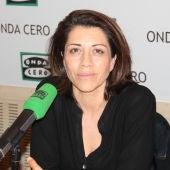 La actriz Alicia Borrachero en Onda Cero