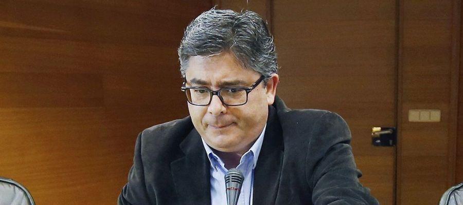 El secretario de Organización del PSPV-PSOE, Alfred Boix